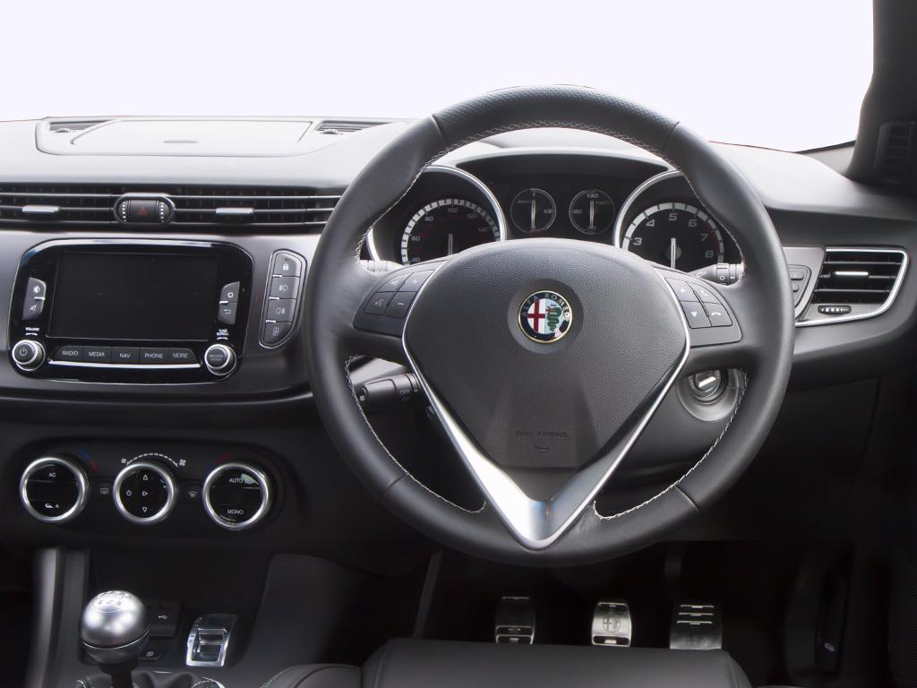 Alfa Romeo Giulietta 1.6 JTDM-2 120 Sprint 5dr TCT