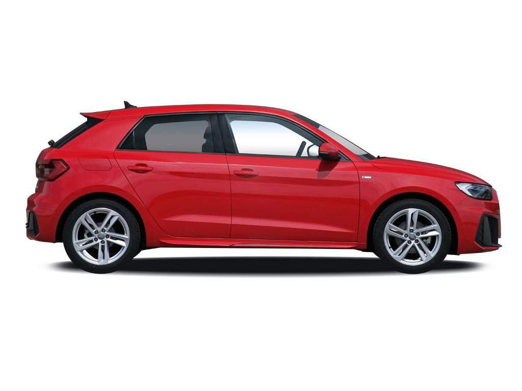 Audi A1 25 TFSI Black Edition 5dr S Tronic Tech Pack