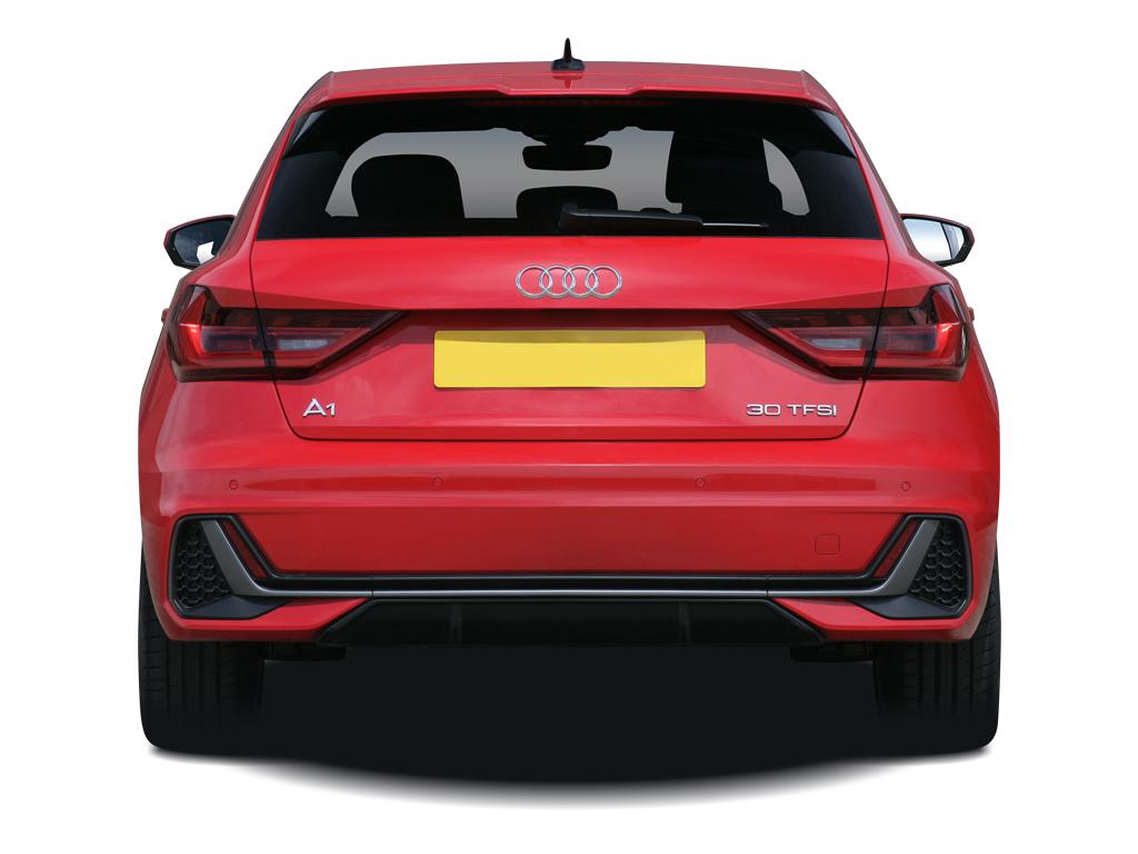 Audi A1 25 TFSI Black Edition 5dr Tech Pack