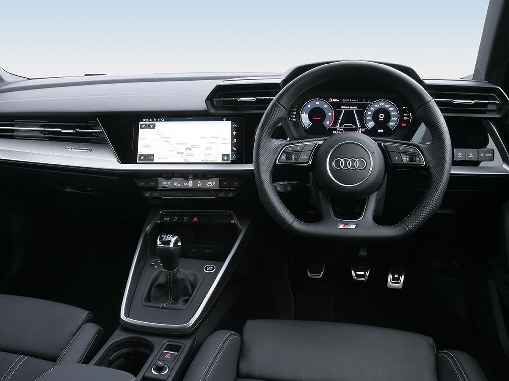 Audi A3 35 TDI Edition 1 5dr S Tronic Comfort+Sound