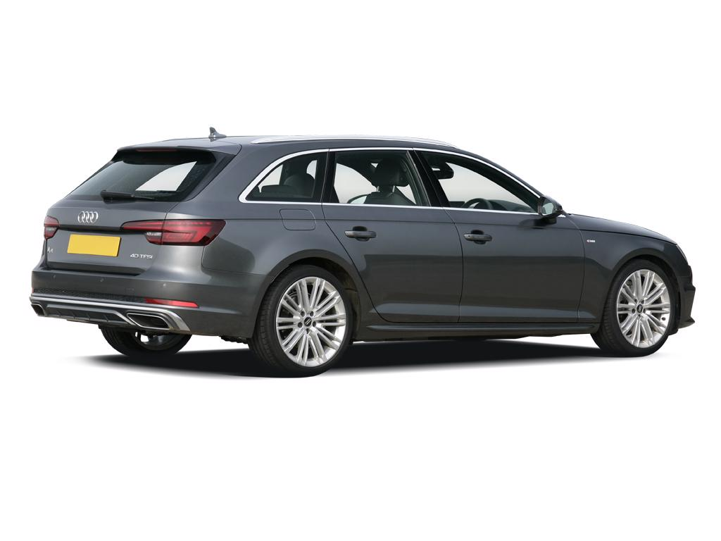 Audi A4 30 TDI Black Edition 5dr S Tronic