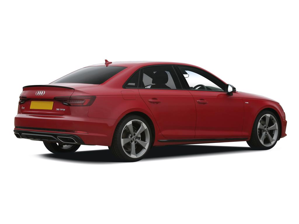 Audi A4 35 TFSI Black Edition 4dr Comfort+Sound