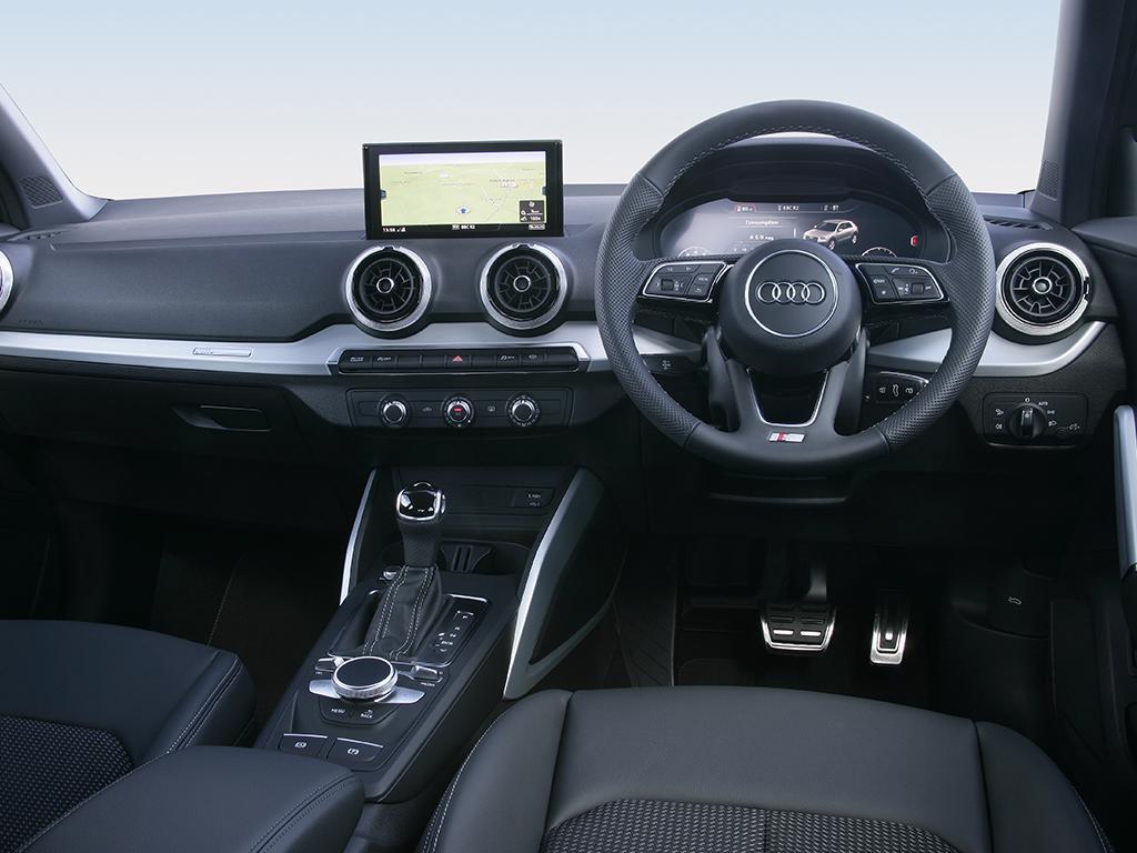 Audi Q2 40 TFSI Quattro Black Edition 5dr S Tronic