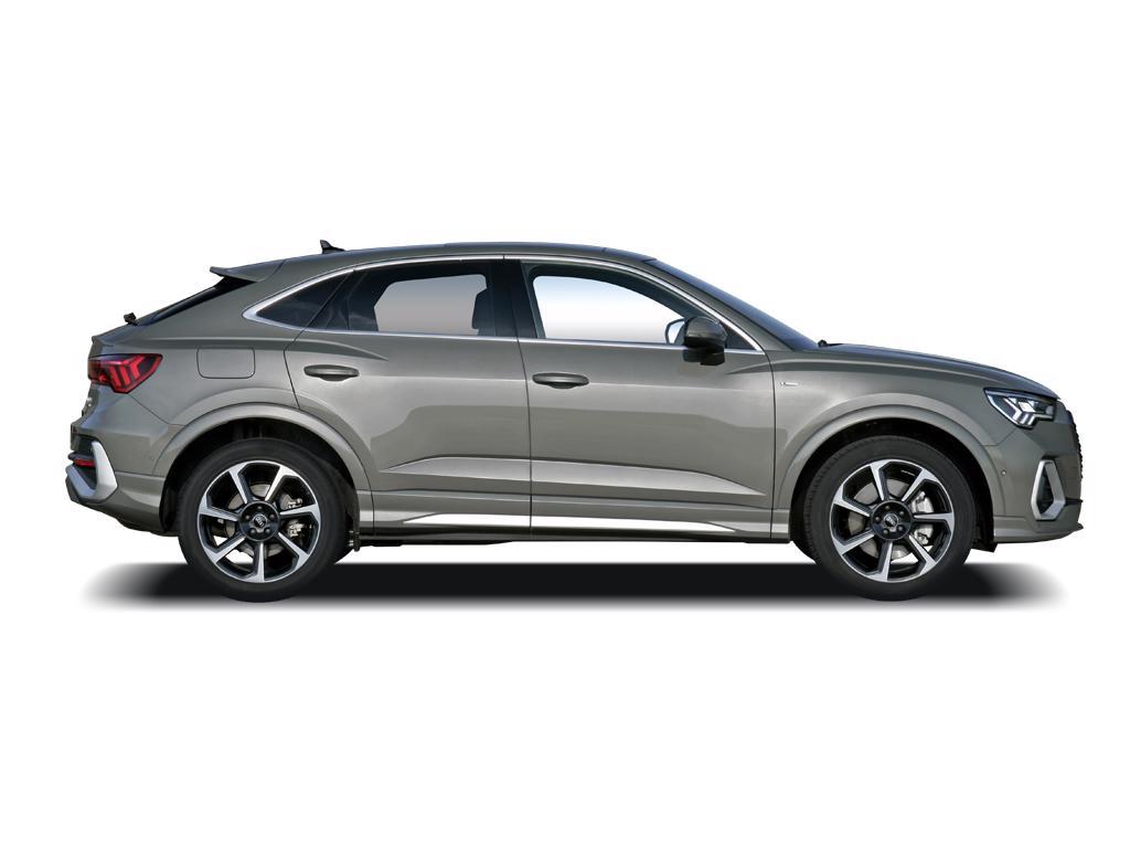 Audi Q3 4x4 40 Tfsi Quattro Black Edition 5dr S Tronic Sportback Car Leasing Deals All Car Leasing