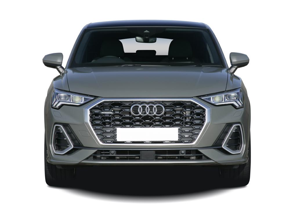 Audi Q3 35 TDI Black Edition 5dr S Tronic C+S Pack