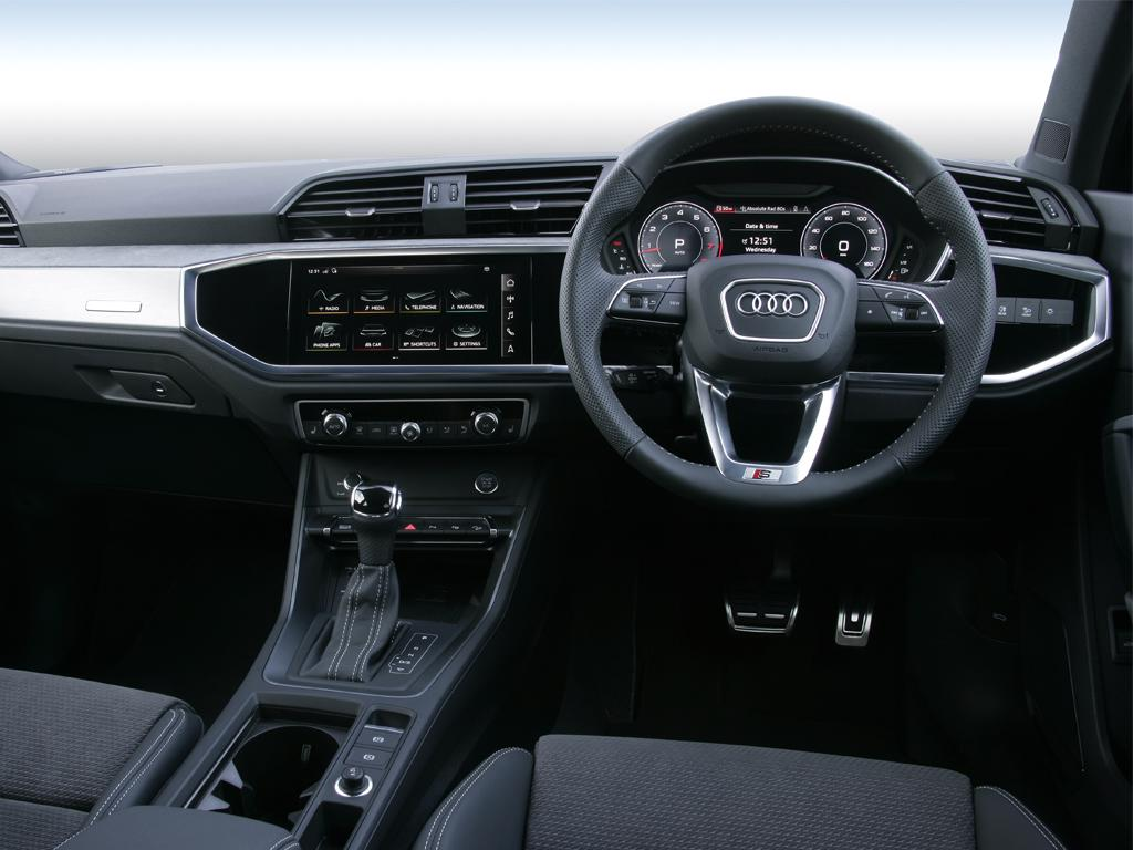 Audi Q3 35 TFSI S Line 5dr Comfort+Sound Pack (Sportback)