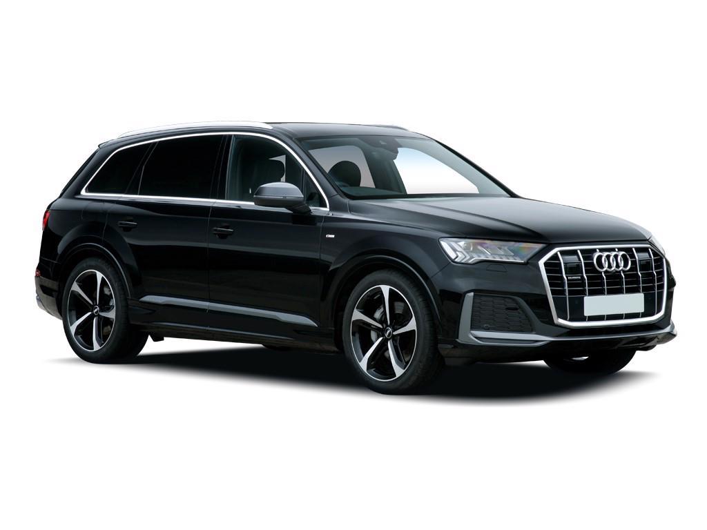 Audi Q7 SQ7 TFSI Quattro Vorsprung 5dr Tiptronic