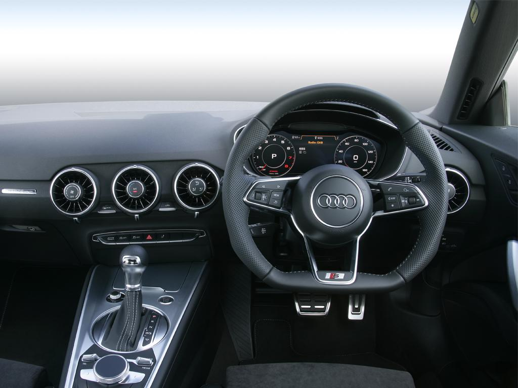Audi TT 45 TFSI Quattro Black Edition 2dr S Tronic Tech