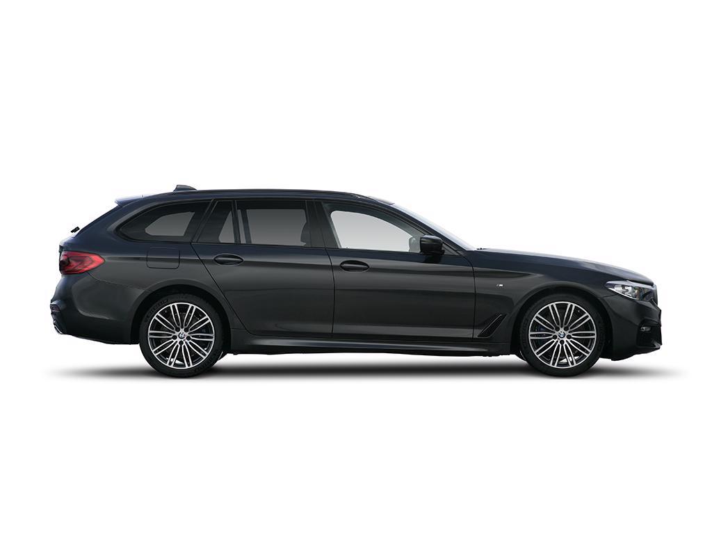 BMW 5 Series 520d xDrive MHT M Sport 5dr Step Auto Tec/Pro Pk