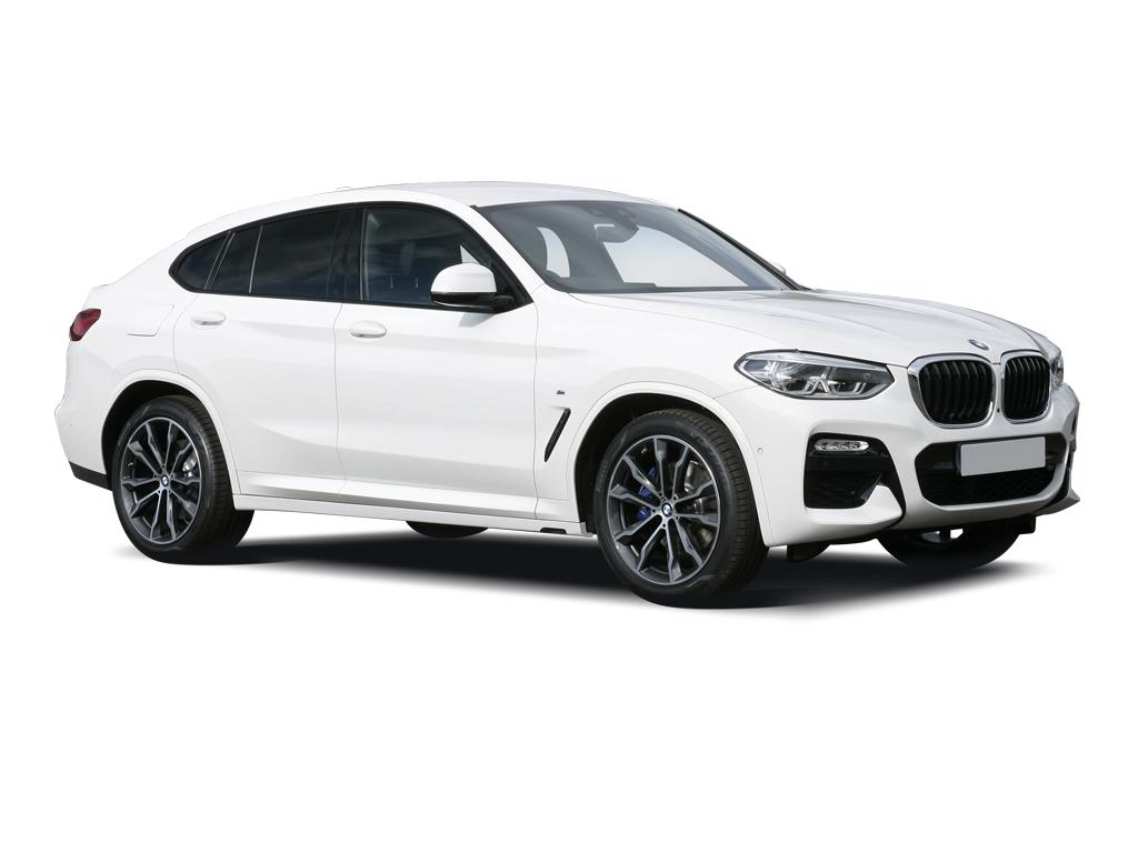 BMW X4 xDrive20d MHT M Sport 5dr Step Auto Tech Pack