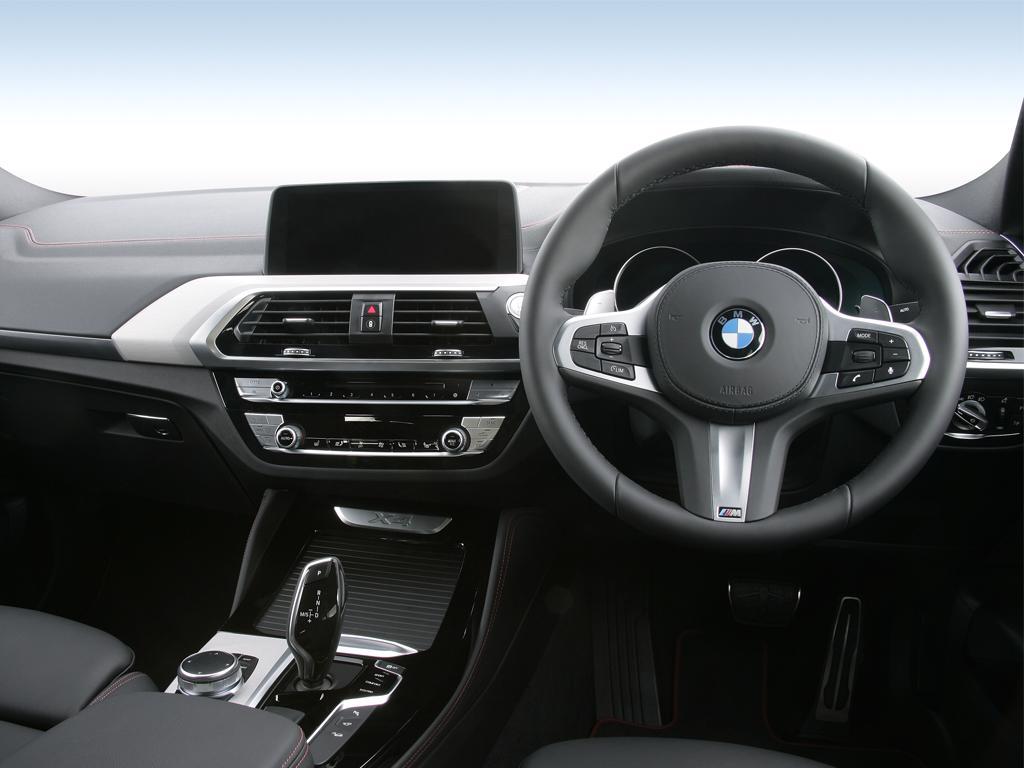 BMW X4 xDrive20d MHT M Sport X 5dr Step Auto Plus Pack