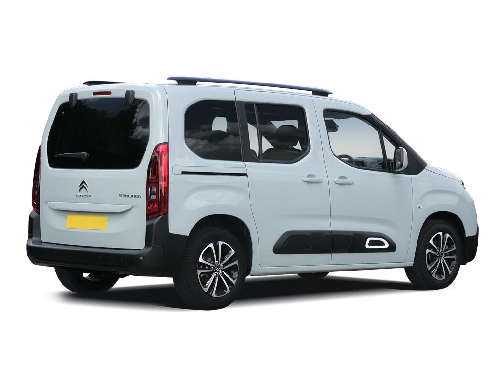 Citroen Berlingo 1.5 BlueHDi 100 Feel M 5dr 6 Speed