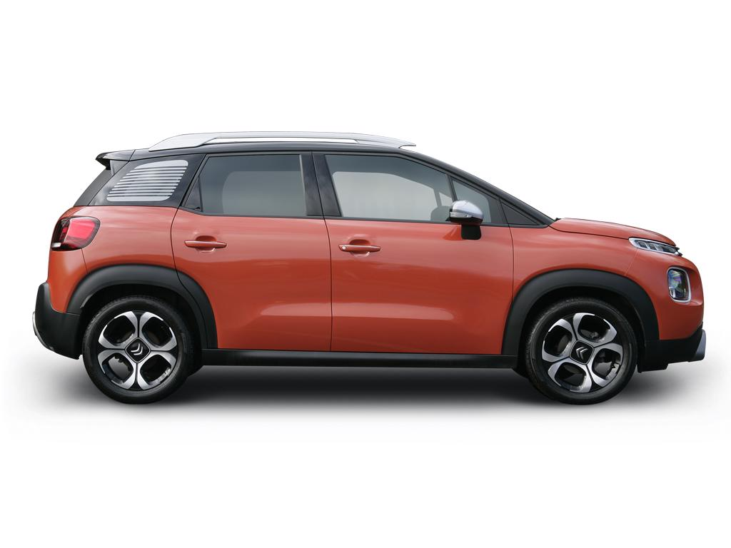 Citroen C3 Aircross 1.2 PureTech 110 Shine Plus 5dr 6 speed
