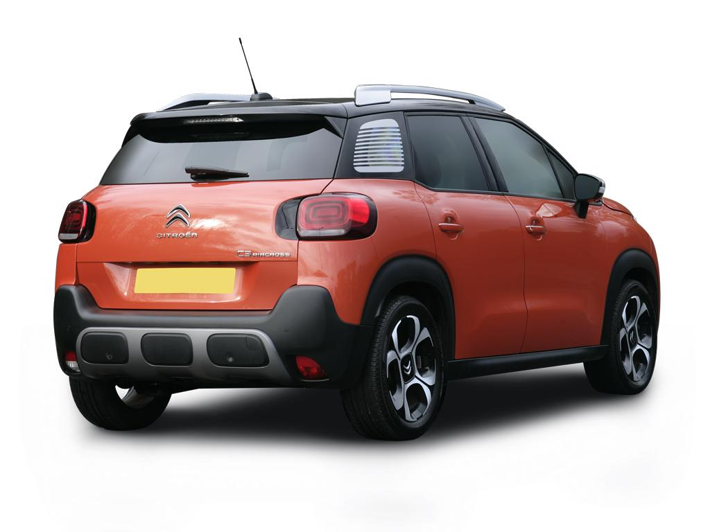 Citroen C3 Aircross 1.2 PureTech 130 Shine Plus 5dr EAT6