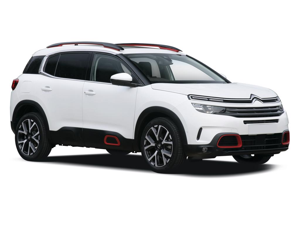 Citroen C5 Aircross 1.2 PureTech 130 Shine Plus 5dr EAT8