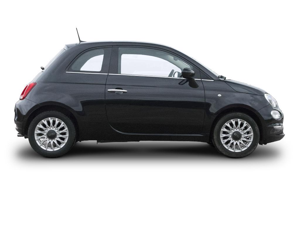 Fiat 500 1.0 Mild Hybrid Dolcevita Part Leather 3dr