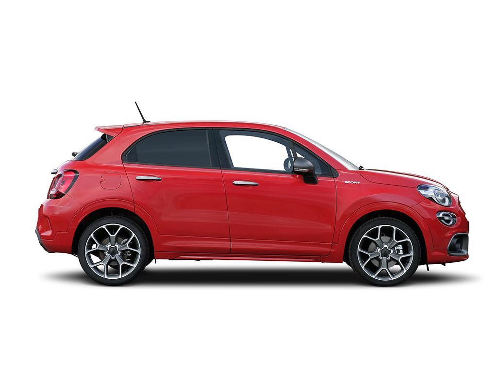 Fiat 500x Hatchback 1 3 Sport 5dr Dct Car Leasing Deals All Car Leasing