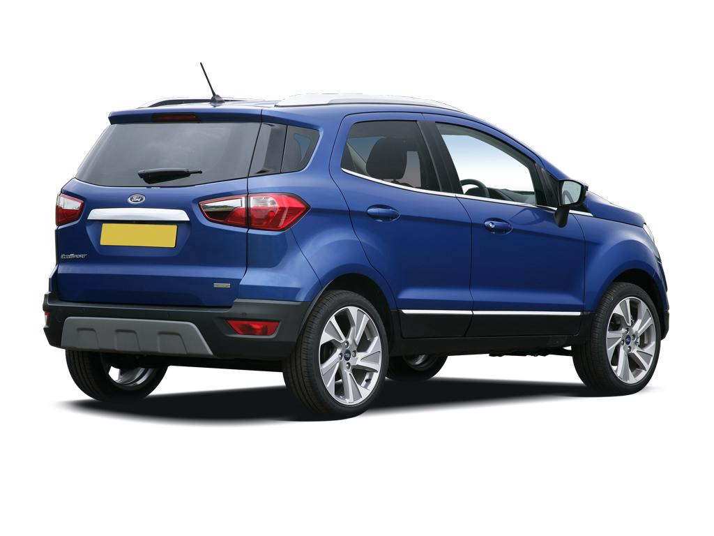 Ford Ecosport 1.0 EcoBoost 125 Active X Pack 5dr