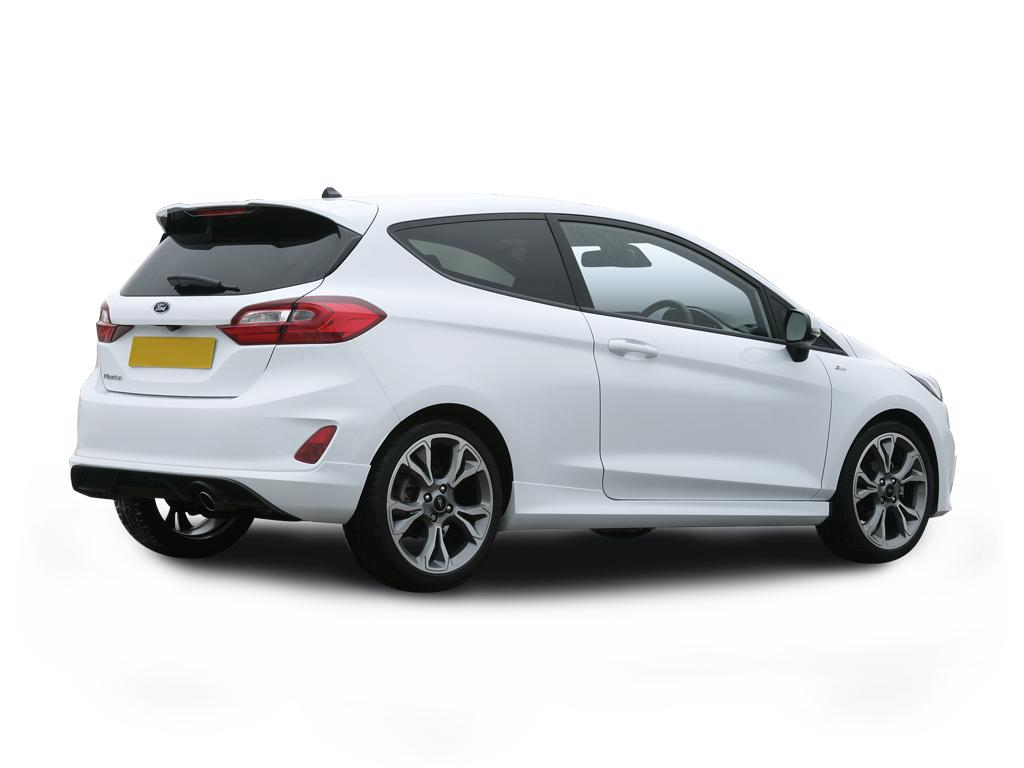 Ford Fiesta 1.5 EcoBoost ST-3 Performance Pack 3dr
