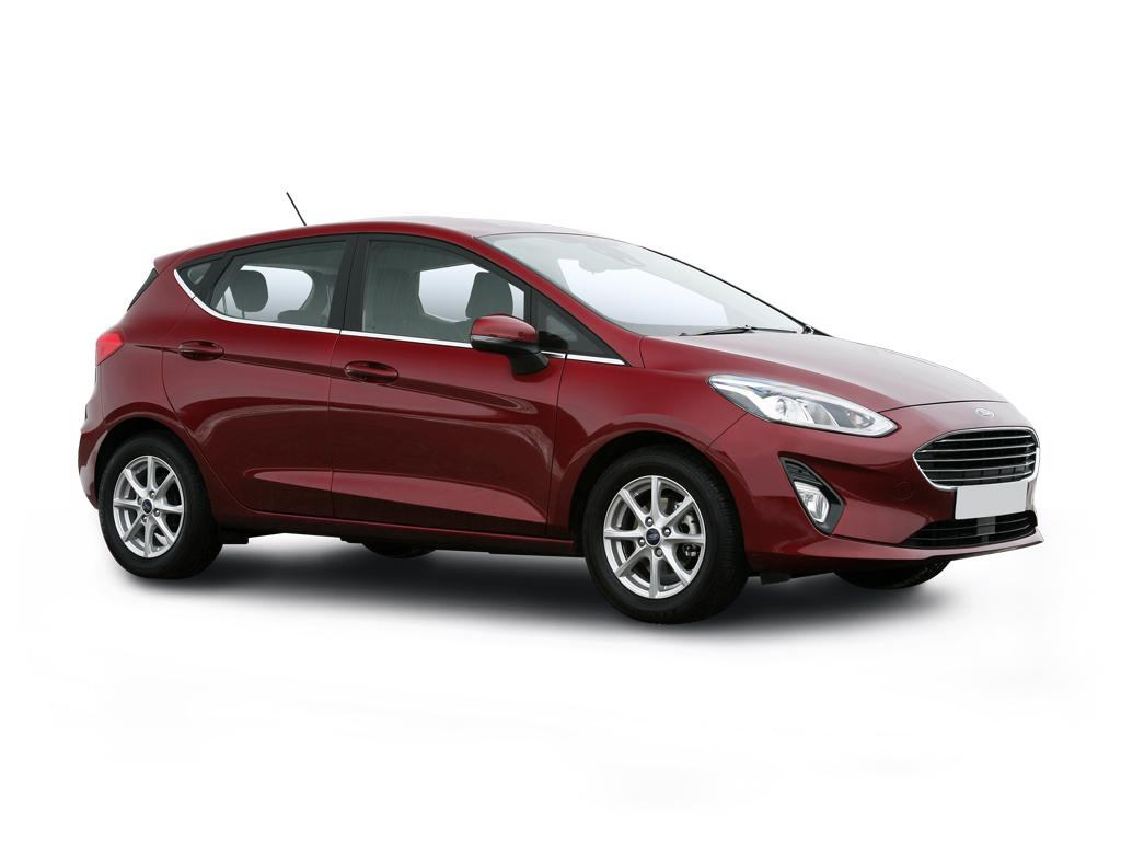 Ford Fiesta 1.0 EcoBoost 125 Active X Edn 5dr Auto 7 Speed