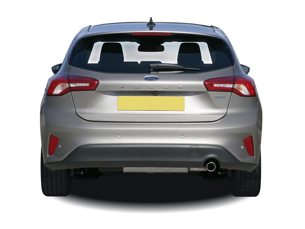 Ford Focus 1.0 EcoBoost Hybrid mHEV 125 Active X Edition 5dr