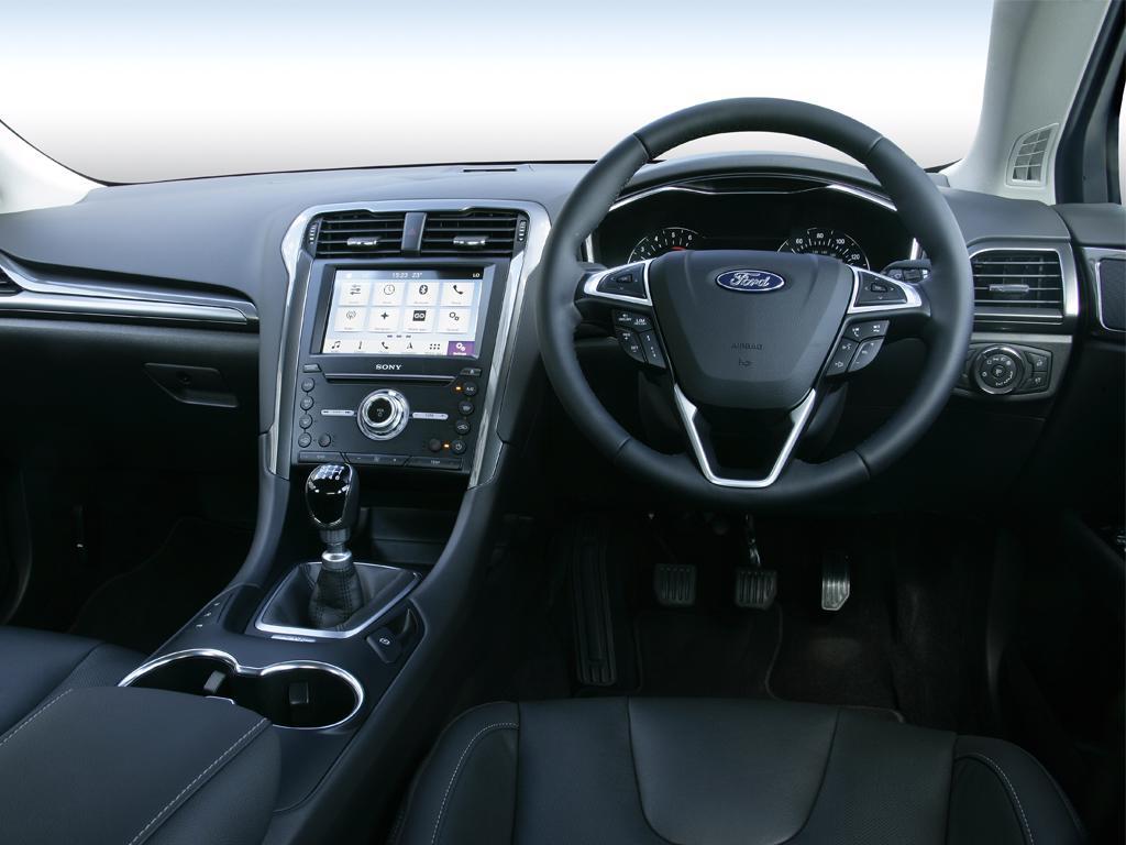 Ford Mondeo 2.0 EcoBlue Titanium Edition 5dr Powershift