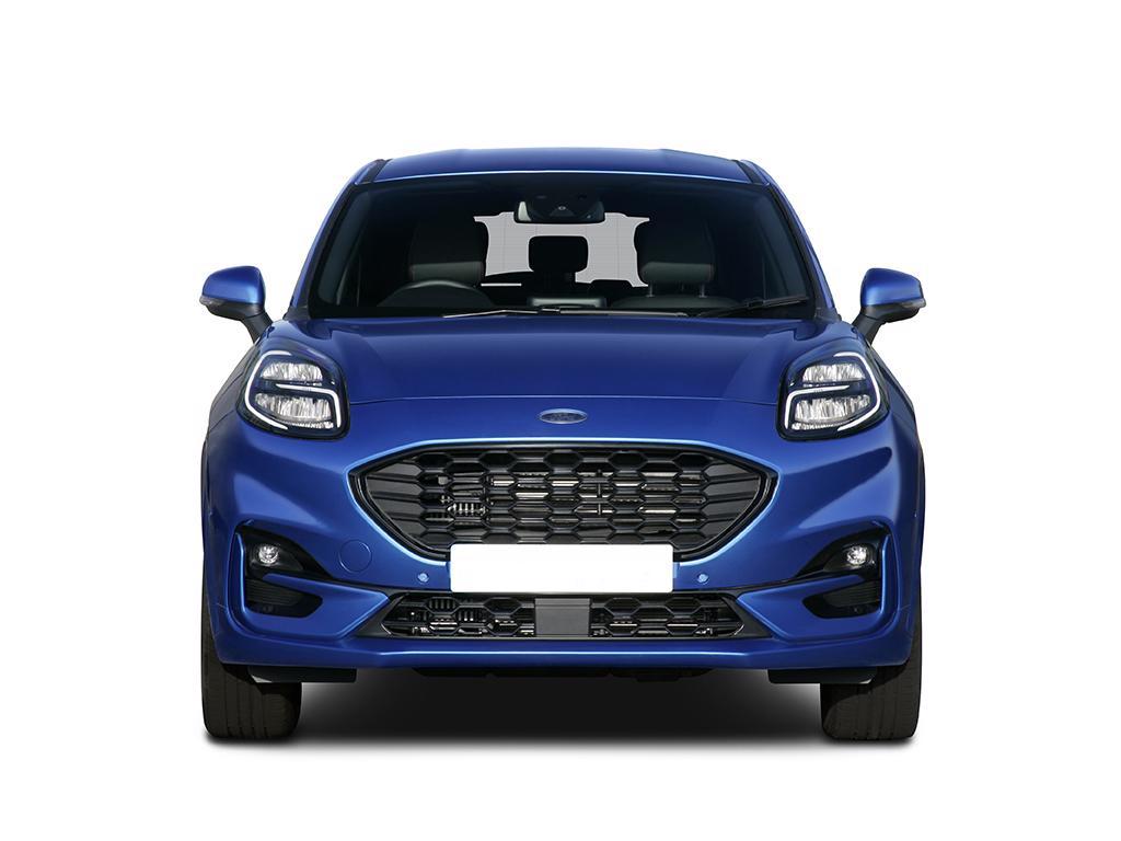 Ford Puma 1.0 EcoBoost Hybrid mHEV ST-Line X 5dr