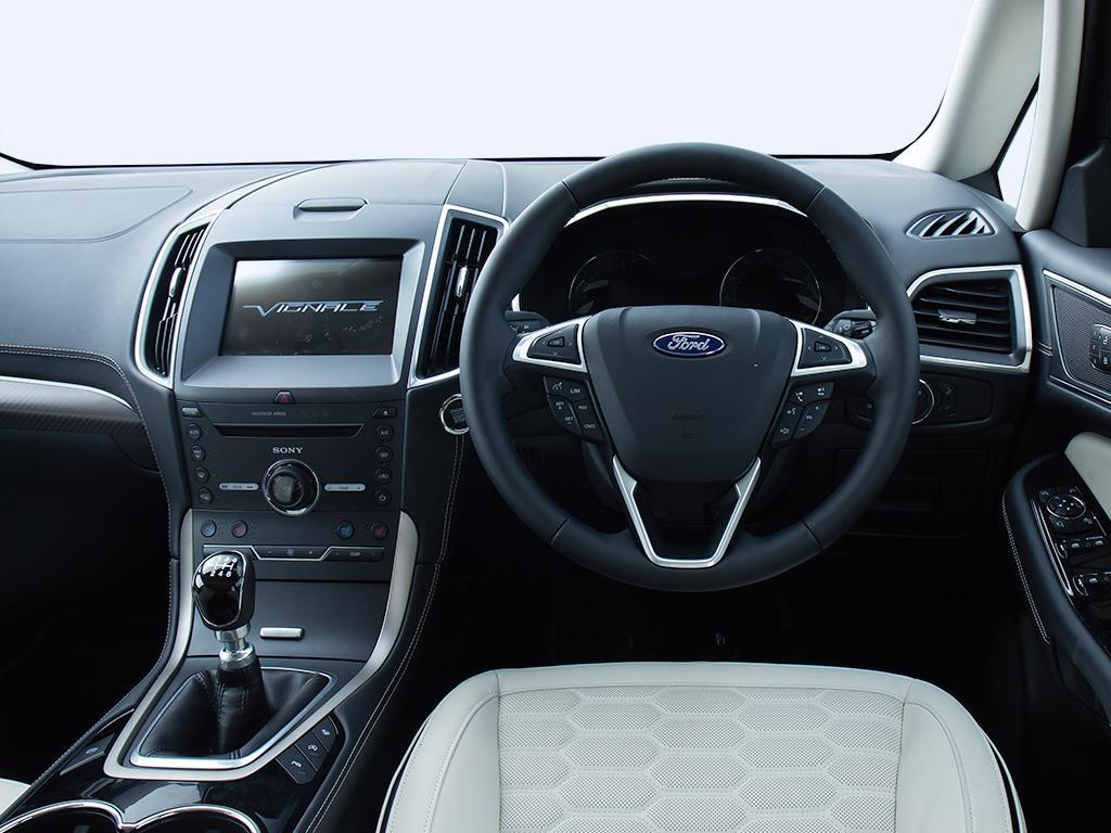 Ford S-MAX Vignale 2.0 EcoBlue 190 5dr Auto AWD