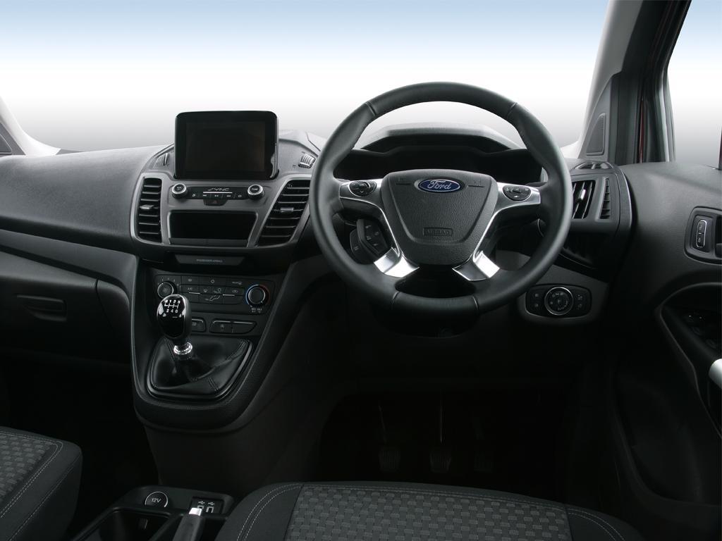 Ford Tourneo Connect 1.5 EcoBlue 120 Zetec 5dr