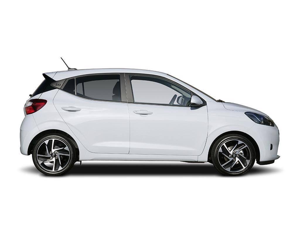 Hyundai I10 Hatchback 1 0 Mpi Se Connect 5dr Auto Car Leasing Deals All Car Leasing