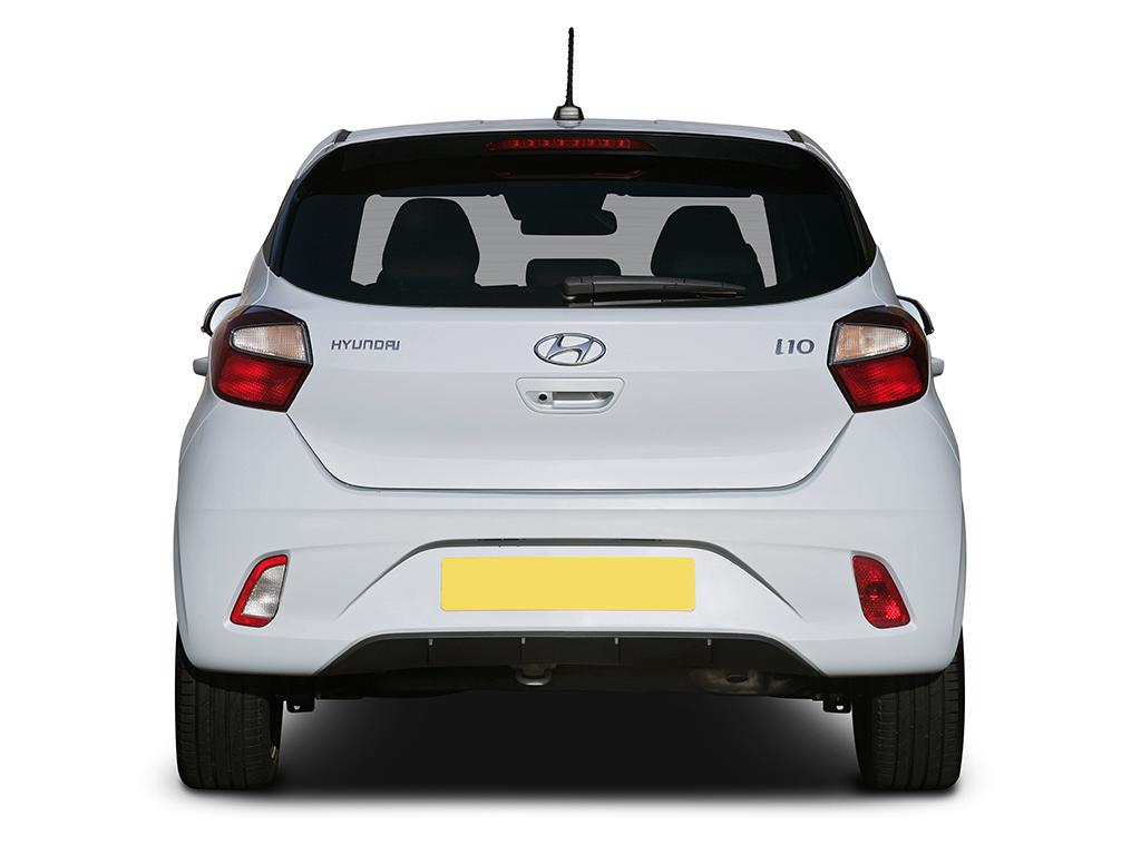 Hyundai i10 1.2 MPi SE Connect 5dr