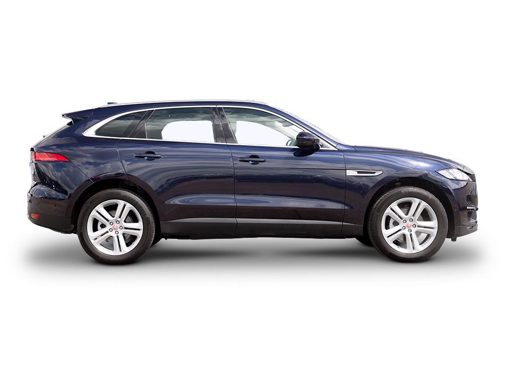 Jaguar F-PACE 2.0d 180 Chequered Flag 5dr Auto AWD