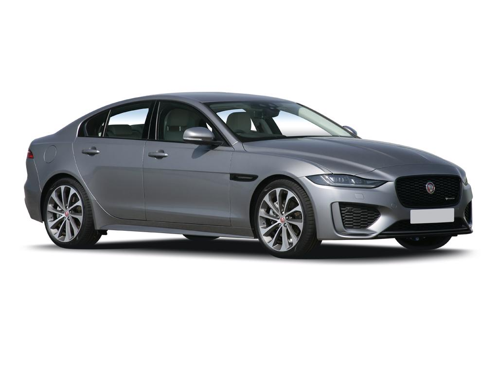 Jaguar XE 2.0 P250 R-Dynamic Black 4dr Auto