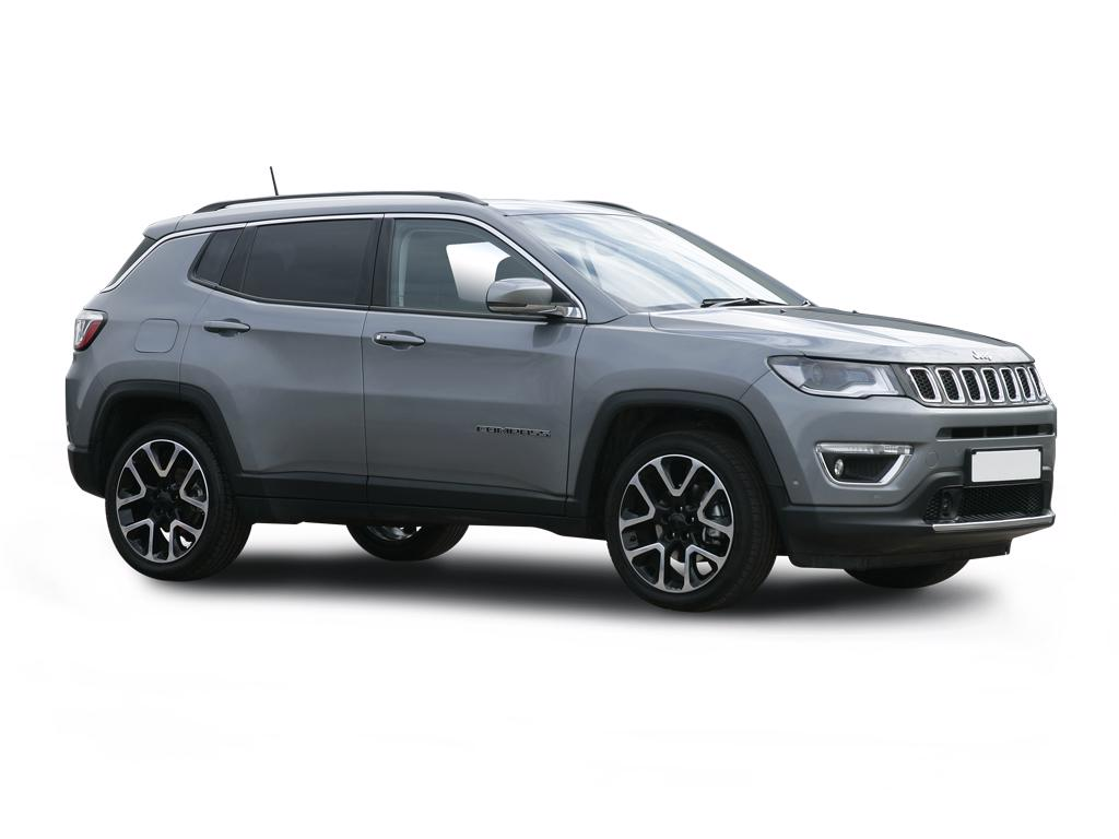 Jeep Compass 1.4 Multiair 140 Night Eagle 5dr 2WD