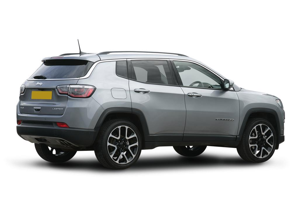 Jeep Compass 1.4 Multiair 140 Longitude 5dr 2WD