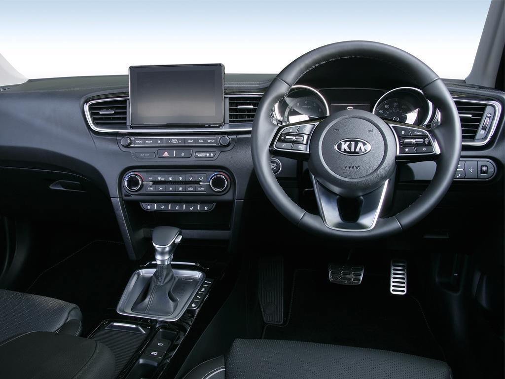 Kia Ceed 1.6 CRDi 48V ISG GT-Line 5dr
