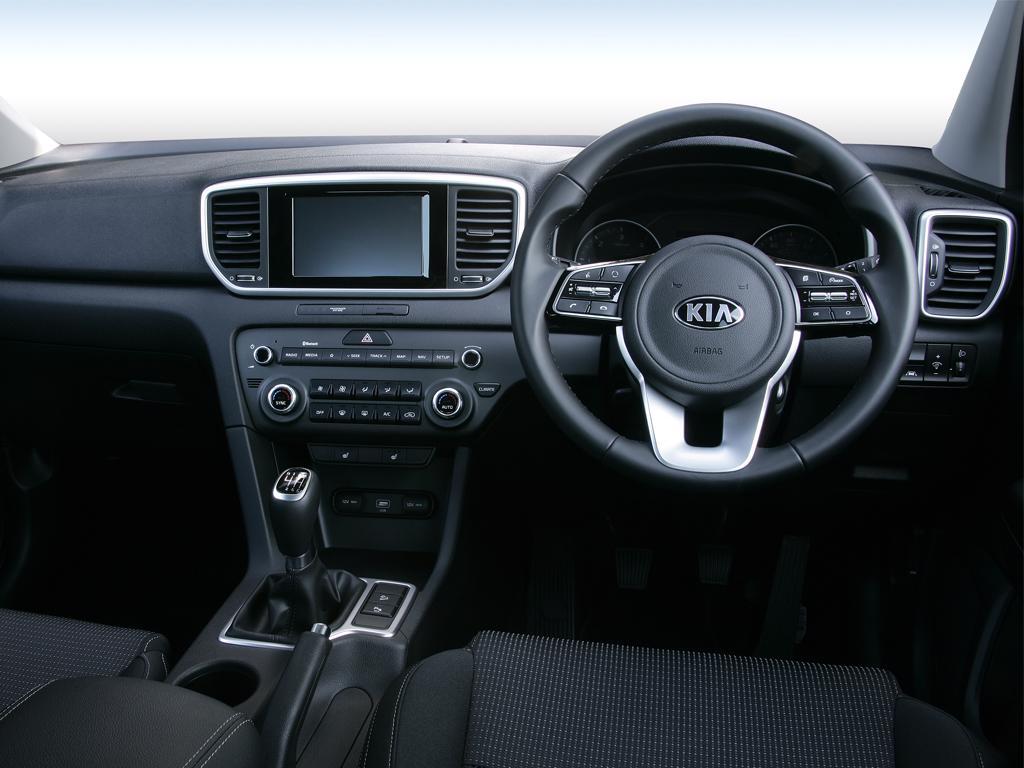 Kia Sportage 1.6T GDi ISG 3 5dr AWD