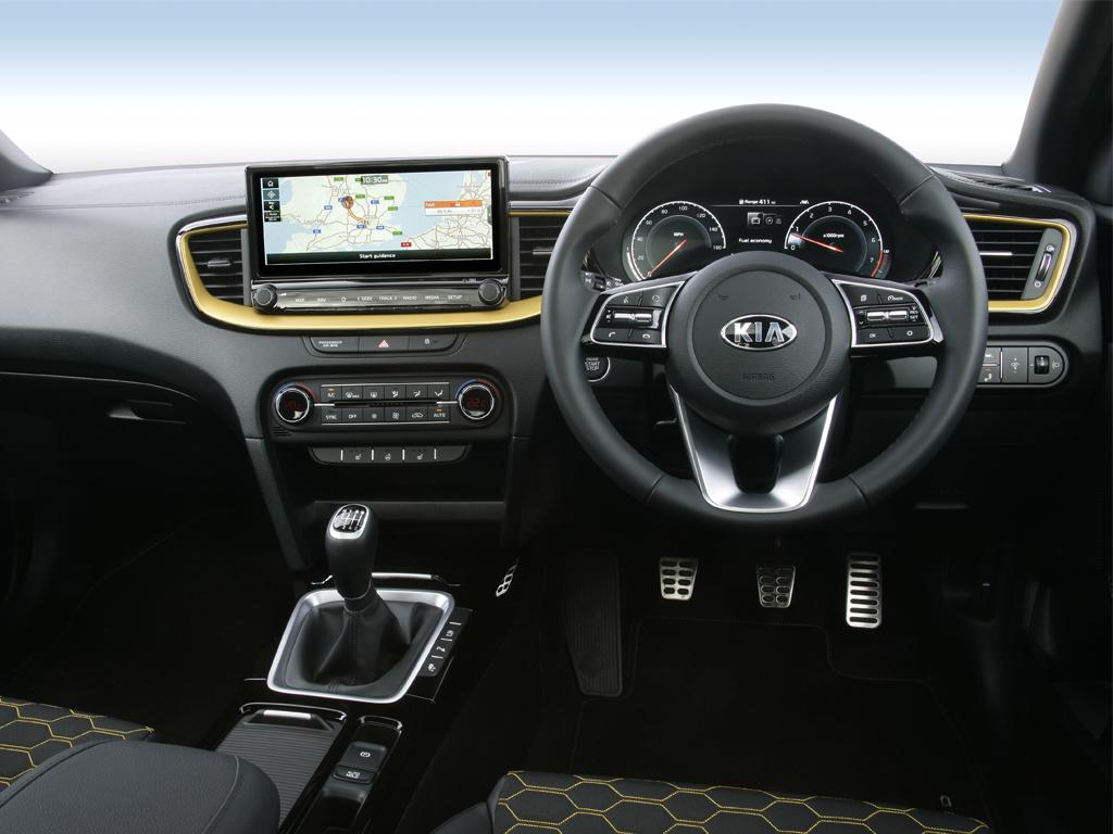 Kia Xceed 1.0T GDi ISG Edition 5dr