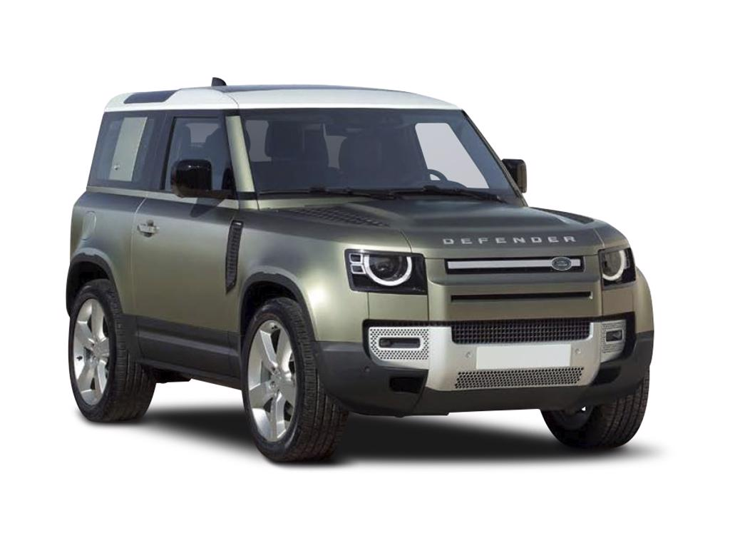 Land Rover Defender 3.0 D200 S 90 3dr Auto 6 Seat