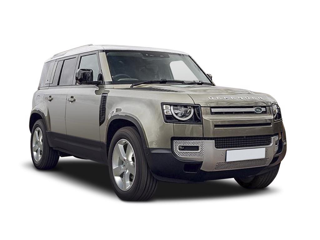 Land Rover Defender 3.0 D200 S 110 5dr Auto 6 Seat