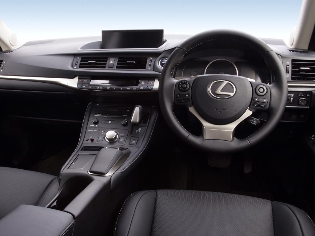 Lexus CT 200h 1.8 5dr CVT Sport Pack