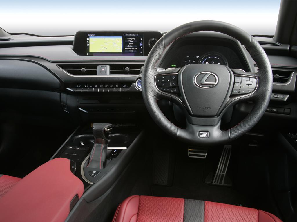Lexus ES 300h 2.5 F-Sport 4dr CVT without Nav
