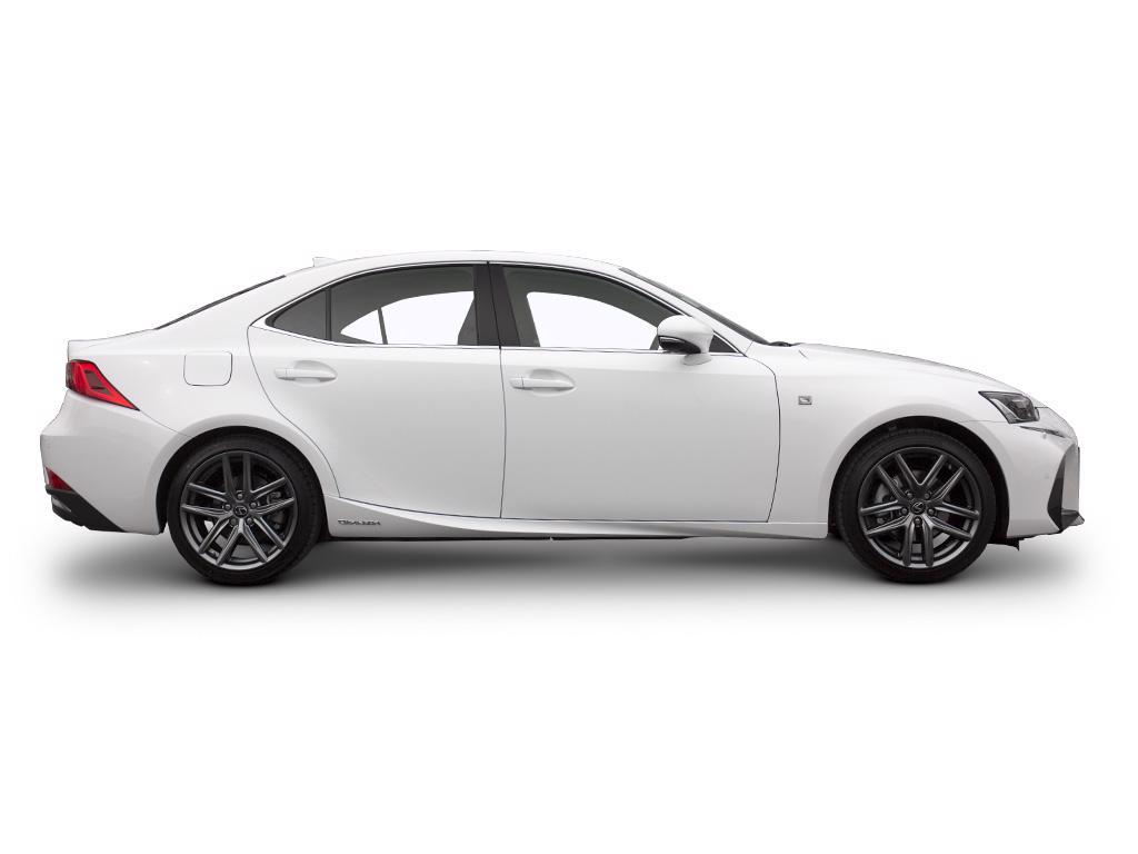 Lexus IS 300h 4dr CVT Auto Comfort Pack/Sunroof
