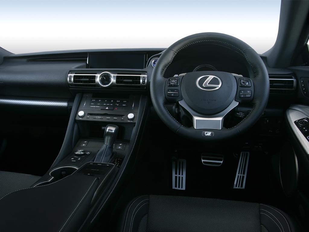 Lexus RC 300h 2.5 2dr CVT