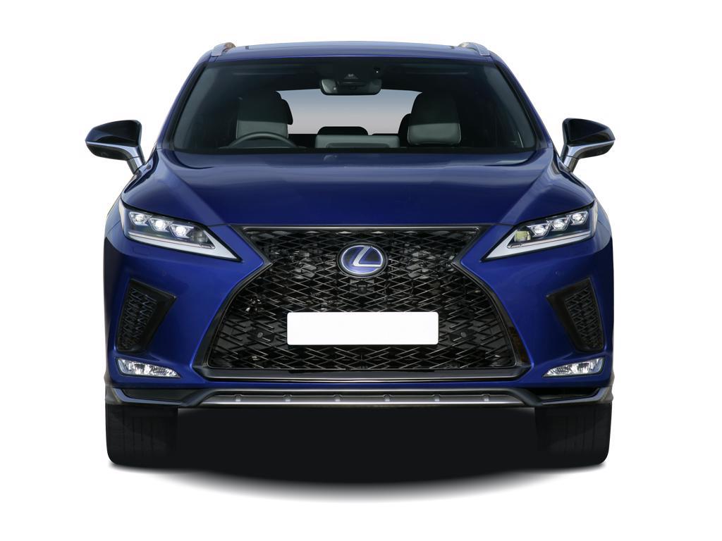 Lexus RX 450h 3.5 5dr CVT
