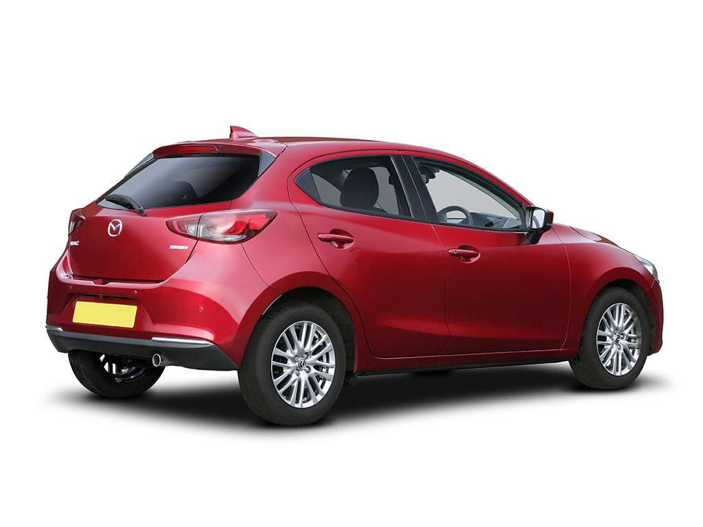 Mazda 2 1.5 Skyactiv-G Sport Nav 5dr