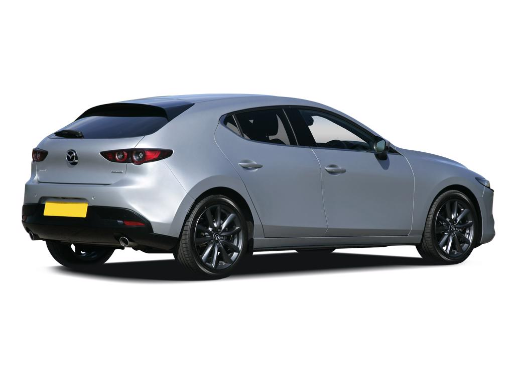 Mazda 3 2.0 e-Skyactiv G MHEV SE-L Lux 5dr
