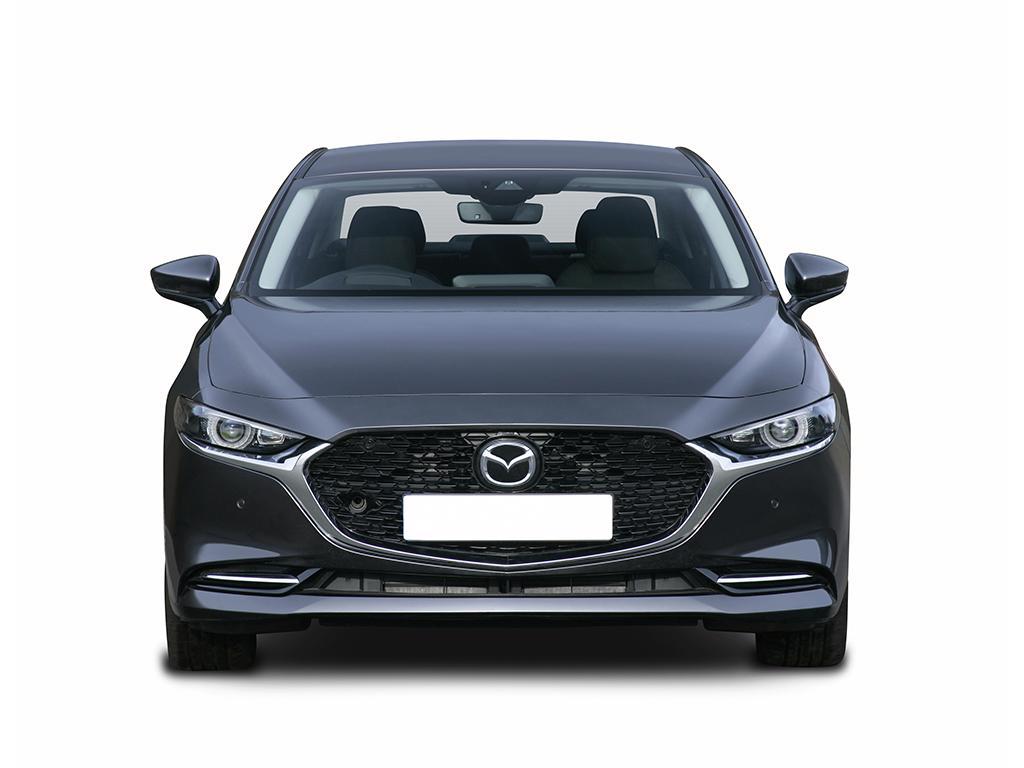 Mazda 3 2.0 e-Skyactiv-X MHEV 186 Sport Lux 4dr Auto