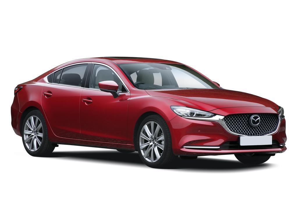 Mazda 6 2.0 SE-L Lux Nav+ 4dr