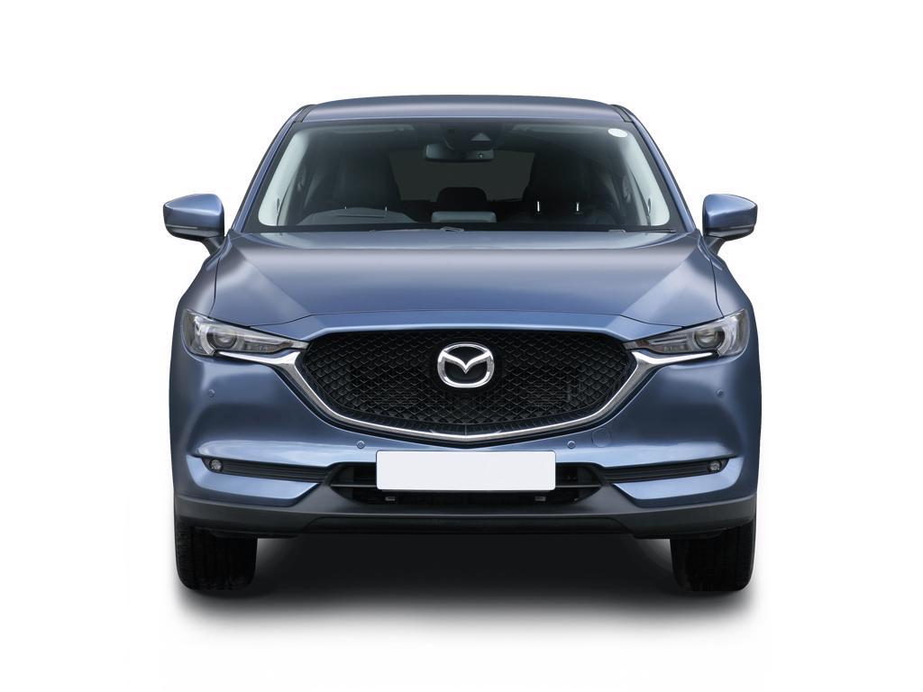 Mazda CX-5 2.2d SE-L 5dr Auto